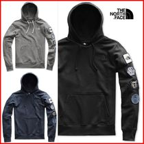THE NORTH FACE Long Sleeves Plain Hoodies