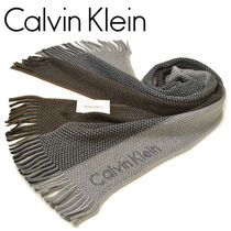 Calvin Klein Stripes Scarves