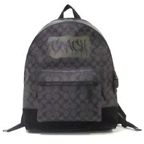 Coach A4 Backpacks