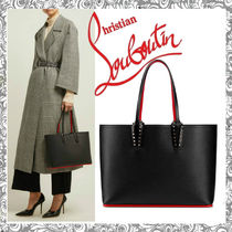 Christian Louboutin A4 Leather Totes