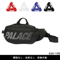 Palace Skateboards Street Style Bags