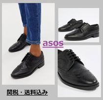ASOS Casual Style Plain Loafer Pumps & Mules