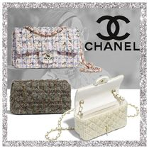CHANEL 2WAY Shoulder Bags