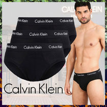 Calvin Klein Plain Cotton Briefs