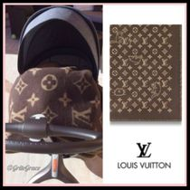 Louis Vuitton MONOGRAM Unisex Blended Fabrics Baby Girl