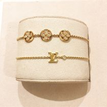 Louis Vuitton MONOGRAM Idylle Blossom Lv Bracelet Yellow Gold And Diamond