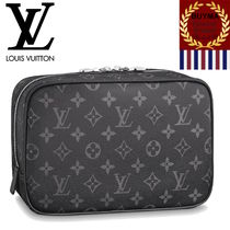 Louis Vuitton MONOGRAM Monogram Canvas Bag in Bag Clutches