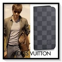 Louis Vuitton Other Check Patterns Blended Fabrics Smart Phone Cases
