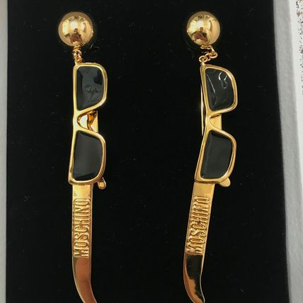 Casual Style Street Style Collaboration Earrings