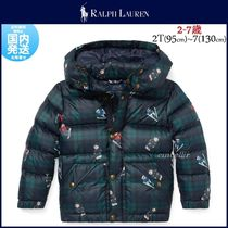 Ralph Lauren Unisex Kids Girl Outerwear