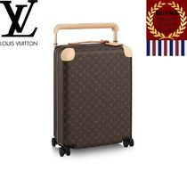 Louis Vuitton MONOGRAM Unisex Over 7 Days Soft Type TSA Lock Carry-on