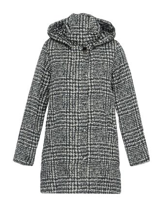 Other Check Patterns Faux Fur Street Style Medium