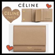 CELINE Classic Folding Wallets