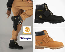 Timberland Casual Style Street Style Collaboration Shoes