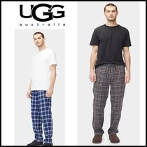 UGG Australia Gingham Plain Cotton Lounge & Sleepwear
