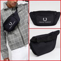 FRED PERRY Unisex Plain Hip Packs