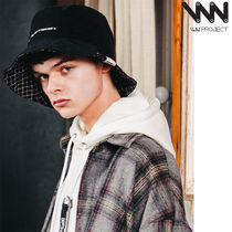 WV PROJECT Unisex Street Style Collaboration Straw Hats