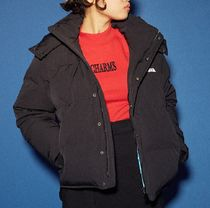 Charm's Street Style Down Jackets