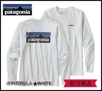 Patagonia Street Style Long Sleeves Long Sleeve T-Shirts