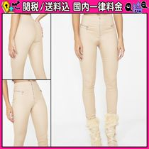 DOLLS KILL Casual Style Plain Long Skinny Pants
