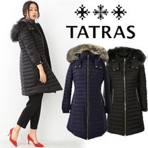TATRAS CIMA Wool Plain Medium Down Jackets
