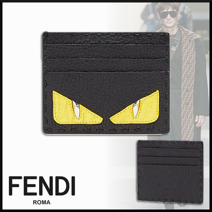 dff125ec FENDI Men's Card Holders: Shop Online in US | BUYMA