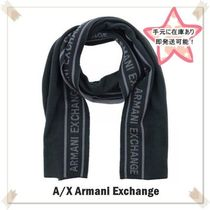 A/X Armani Exchange Stripes Unisex Scarves