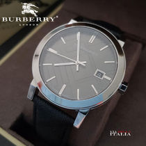 Burberry Unisex Quartz Watches Analog Watches