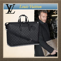 Louis Vuitton MONOGRAM Monogram Unisex Blended Fabrics 2WAY Leather