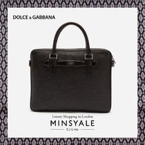 Dolce & Gabbana DOLCE & GABBANA BRIEFCASE [London department store new item]