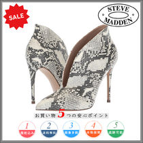 Steve Madden Pin Heels Python Elegant Style Ankle & Booties Boots