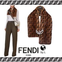 FENDI Leather Detachable Collars