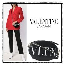 VALENTINO 2WAY Leather Party Bags