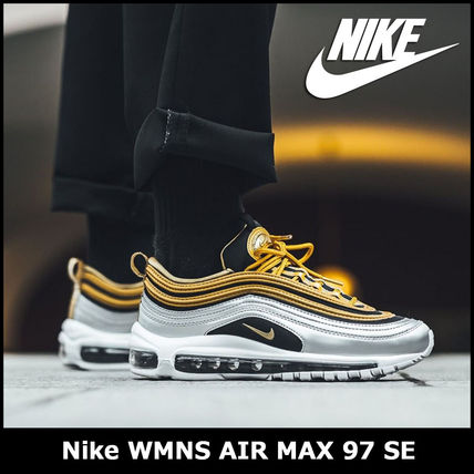 Nike AIR MAX 97 2018 19AW Casual Style Unisex Street Style Low Top Sneakers (AQ4137 700)