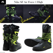 Nike AIR FORCE 1 Street Style Boots