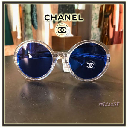 Chanel 2019 Cruise Round Sunglasses A71287 By Lisasf Buyma