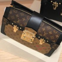 Louis Vuitton MONOGRAM Trunk Clutch
