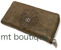CHROME HEARTS BS FLARE Long Wallets