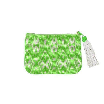 Camouflage Tassel Pouches & Cosmetic Bags