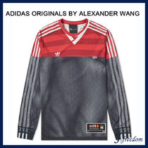 Alexander Wang Pullovers Collaboration Long Sleeves Tops