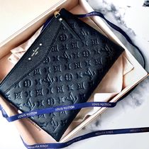 Louis Vuitton MONOGRAM EMPREINTE Monogram Leather Pouches & Cosmetic Bags