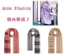 Acne Wool Heavy Scarves & Shawls
