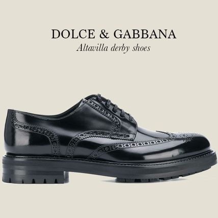 Dolce & Gabbana Oxfords