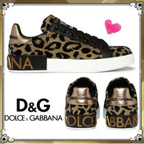 Dolce & Gabbana Low-Top Sneakers