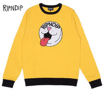 RIPNDIP Street Style Long Sleeves Knits & Sweaters