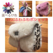 Fur Street Style Plain Other Animal Patterns Handmade
