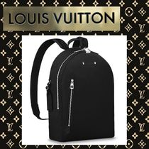 Louis Vuitton TAURILLON Leather Backpacks