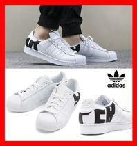 adidas SUPERSTAR Casual Style Unisex Street Style Low-Top Sneakers