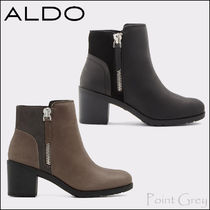 ALDO [ALDO] Waterproof Leather Ankle Boots - Mericla