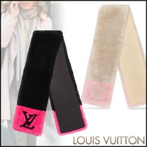 Louis Vuitton Lv In The City Beaver Compact Scarf